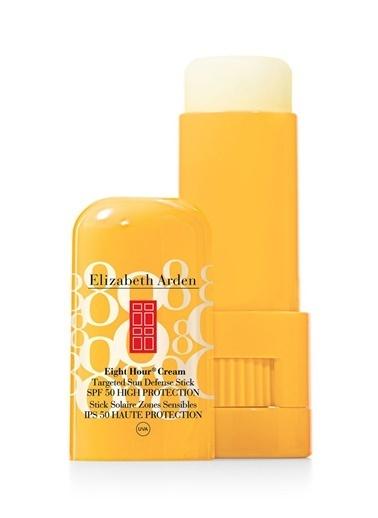 Elizabeth Arden Elizabeth Arden Eight Hour Cream Targeted Sun Defense Stick Spf 50 High Protection Pa +++  9 ml Dudak Koruyucu Renksiz